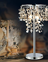Crystal Desk Lamps , Modern/Comtemporary Metal