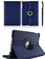 iPad 2/iPad 4/iPad 3 compatible Solid Color PU Leather 360⁰ Cases/Origami Cases