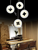 FD8037-4  Acrylic LED Modern Lamp