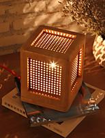 Lampade da scrivania - Moderno/contemporaneo - DI Legno/bambù