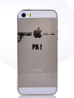 Design Especial - iPhone 5/iPhone 5S - Capa traseira ( Multi-Côr , PUT )