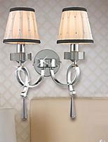 Mini Style Wall Sconces , Modern/Contemporary E26/E27 Metal