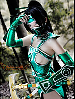 League of Legends AKALI Cosplay Costume
