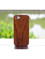 Real Natural Bamboo Wood Wooden Hard Case Cover For Apple Iphone 5C