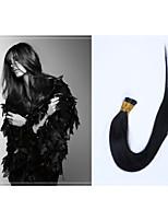 2015 nuovo 1pc / lot 26inch / 65 centimetri 100s / pacchetto 1g / s multicolori estensione dei capelli umani di estensione dei capelli