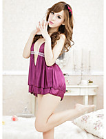 Gender Fabric Nightwear Style Nightwear Net Yarn Lingerie