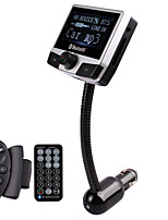 FM Transmitter With Bluetooth Handsfree Car Kit/With Wireless Controller/Bluetooth 2.0/MP3 Play USB/SD Card