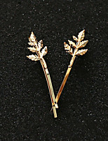 Fashion Bohemia  Leaves Hairpin(1pc)