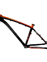 Neasty Brand MB-NT02 Full Carbon Fiber MTB Frame Orange Decal 26er Frame 15