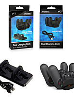 Dual USB Charger Dock Station Stand For Sony PS4 Wireless Controller