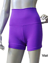 Microfiber Lycra Highwaisted Shorts More Colors  for Girls and Ladies