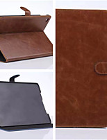 Bussiness Antique Solid Color PU Leather Smart Covers/Folio Cases iPad 2/3/4 (Assorted Colors)