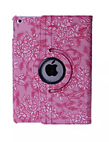 Grape Pattern PU Leather 360⁰ Smart Covers for iPad mini 1/2/3 (Assorted Colors)
