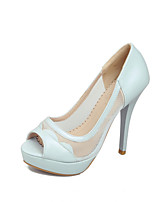 Women's Shoes Stiletto Heel Peep Toe Pumps Dress More Colors Available