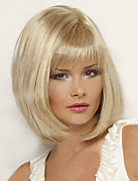 Short Bob Hair Wigs White Women European Synthetic Black Women Wigs Natural Short Wigs