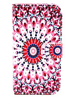 Masonry  Pattern PU Leather Case with Magnetic Snap and Card Slot for Alcatel One Touch Pop C7