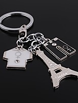 Wedding Keychain Favor [ Pack of 1Piece ] Non-personalised with Popular Key Chain, So Clothes Pants