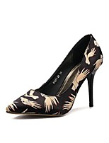 Women's Shoes Fabric Pointed Toe Pumps Shoes Dress More Colors available