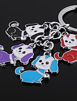 Wedding Keychain Favor [ Pack of 1Piece ] Non-personalised with The Cartoon The Puppy