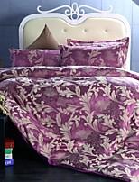 mingjie® cetim de seda jacquard conjuntos de cama 4pcs queen size meninas lençol meninos Consolador Set atacado