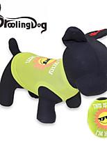 DroolingDog® Lovely Sun Pattern Terylene Vest for Dogs (Assorted  Sizes)
