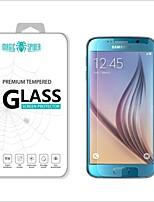 protección de daños a la marca privada 2.5d spider®0.2mm magia protector de la pantalla de vidrio templado para la galaxia s6