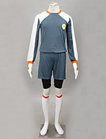 Cosplay Yu Son School Cotton Sports Football Costumes