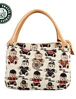 DAKA BEAR® Leather Handbags Hobos Bags Fashion Tote Bag