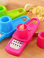 Multi-Function Garlic Grinder(Random Color)