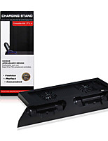 PlayStation 4 Cooling Fan Stand 1 USB Port 2 HUB Port 2 Built-in Cooler for PS4 Console