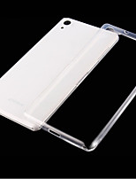 Für Sony Hülle Ultra dünn / Transparent Hülle Rückseitenabdeckung Hülle Einheitliche Farbe Weich TPU für SonySony Xperia Z3+ / Z4 / Sony