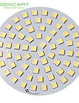 sencart 12w 66 x 5050SMD a conduit 950-1050lm conduit plafonniers LED accessoires pour downlight DC12v