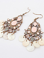 Vintage/Cute/Party Alloy/Others Drop Earrings