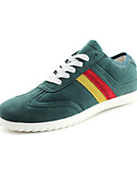 Men's Shoes Casual  Fashion Sneakers Black/Blue/Green