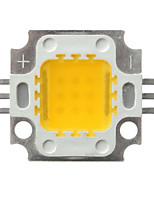 10W 900LM White/Warm White 3000K/6000K High Bright LED Light Lamp Chip DC32-35V