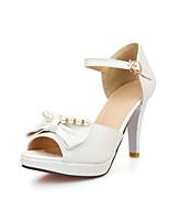 Women's Shoes Stiletto Heel Peep Toe Sandals Dress More Colors Available