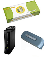 External Hard Dive Disk for Microsoft XBOX 360(not Compatible with Xbox 360 Slim) (60GB Thick)