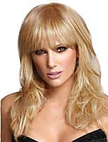 cheveux de longueur d'épaule perruques femmes blanches européennes femmes noires synthétiques Perruques