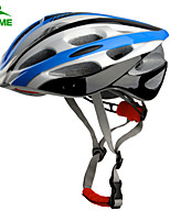 KUKOME Cycling Helmet Unisex Sports Half Shell 24 Vents Climbing Skating Helmet Blue