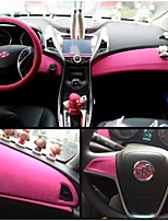 1.35*1M 8 Colors Velvet Fabric Velvet Film Suede Film Car Sticker  Car Interior Sticker Car Body Decoration Sticker