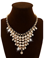 NEW Style Women's Eye-Catching Zirconite Necklace Wedding/Party  1PCS