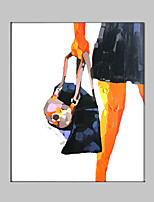 Abstract figure beauty bag adornment picture