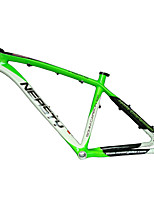 Neasty Brand MB-NT02 Full Carbon Fiber MTB Frame Green White Color High Quality 26er Frame 15