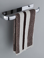 Towel Rings with Hooks,Contemporary Chrome Finish  Active Stainless Steel,Bathroom Accessory