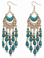 Fashion Alloy Earring Beads Drop Earrings For Women Party/Daily