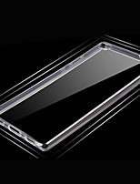 Capa traseira Ultra Fino Cor Única TPU Macio Case Capa Para HuaweiHuawei P8 / Huawei P8 Lite / Huawei P8 Max / Huawei Honor 4C / Huawei