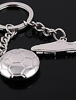 Wedding Keychain Favor [ Pack of 1Piece ] Non-personalised with Personality Football Key Chain