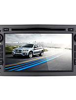 Car DVD Player for Opel Android4.4 2 Din 7'' 800 x 480Built-in Bluetooth/GPS/RDS/Steering Wheel Control/WiFi/Subwoofer
