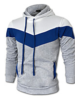 High Quality 2015 New Zipper Men Hooded Jacket Hot Sell Printing