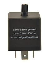 CF13KT Car Condenser Adjustable Device / Flasher for LED (DC11~15V 0.02~20A)